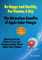 Fern Kuhn - Be Healthy And Happy For Pennies A Day