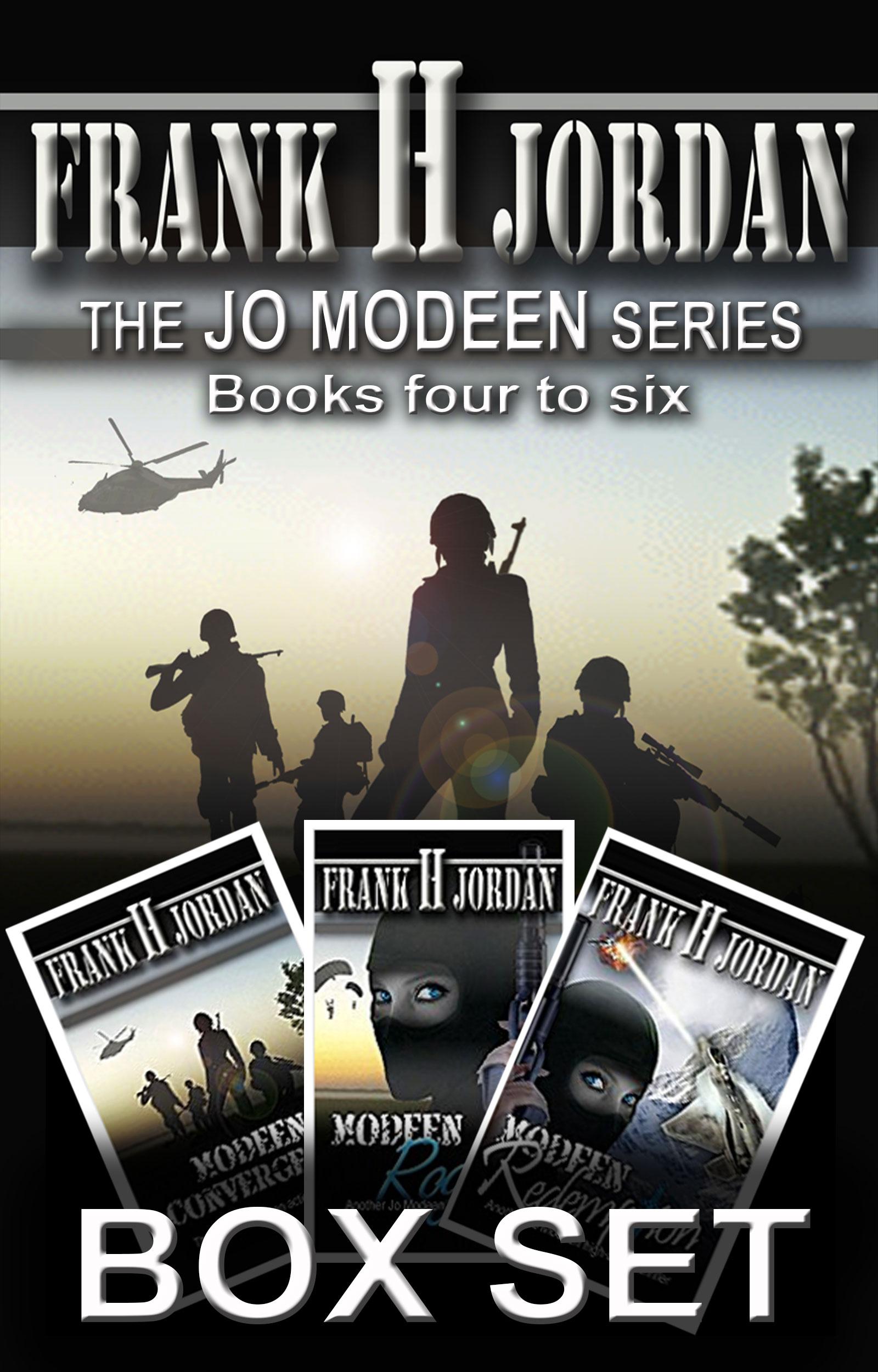 The Jo Modeen Box Set: Books 4 to 6, an Ebook by Frank H Jordan