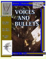 Cover for 'Voices And Bullets'