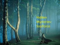 Cover for 'Hidden Mysteries: Soulforce'