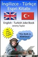 Jeremy Taylor - English Turkish Joke Book