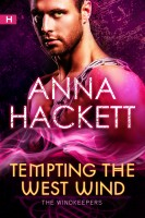 Anna Hackett - Tempting the West Wind (The WindKeepers #3)