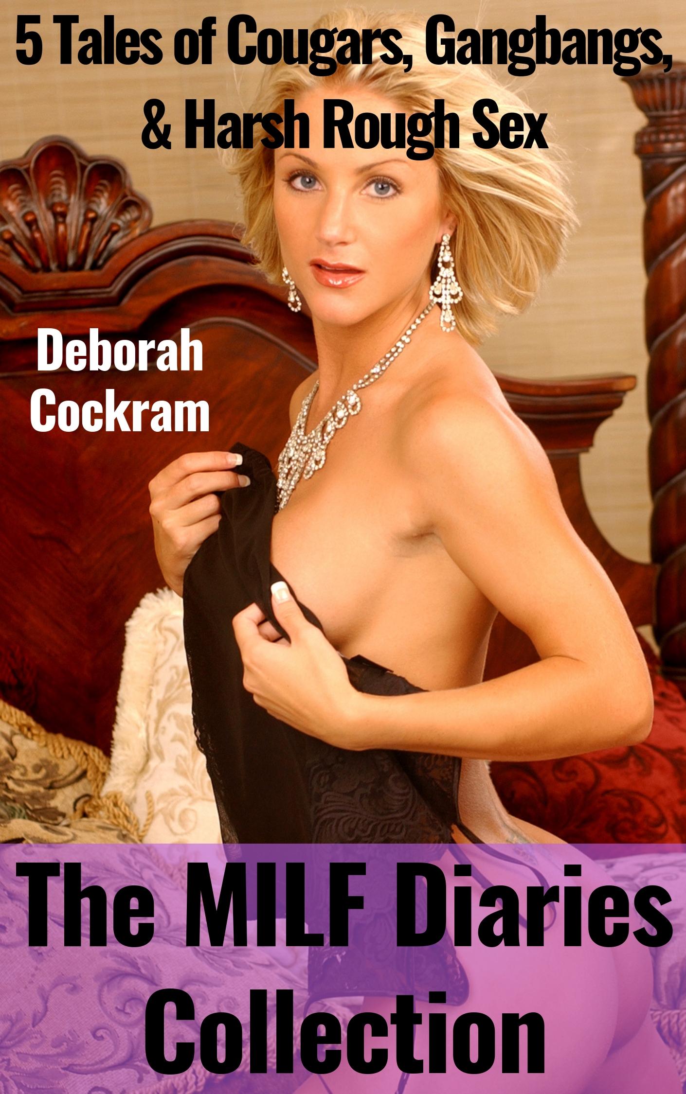 Milf cougar sex priče