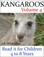 J. R. Whittaker - Kangaroos (Read it book for Children 4 to 8 years)