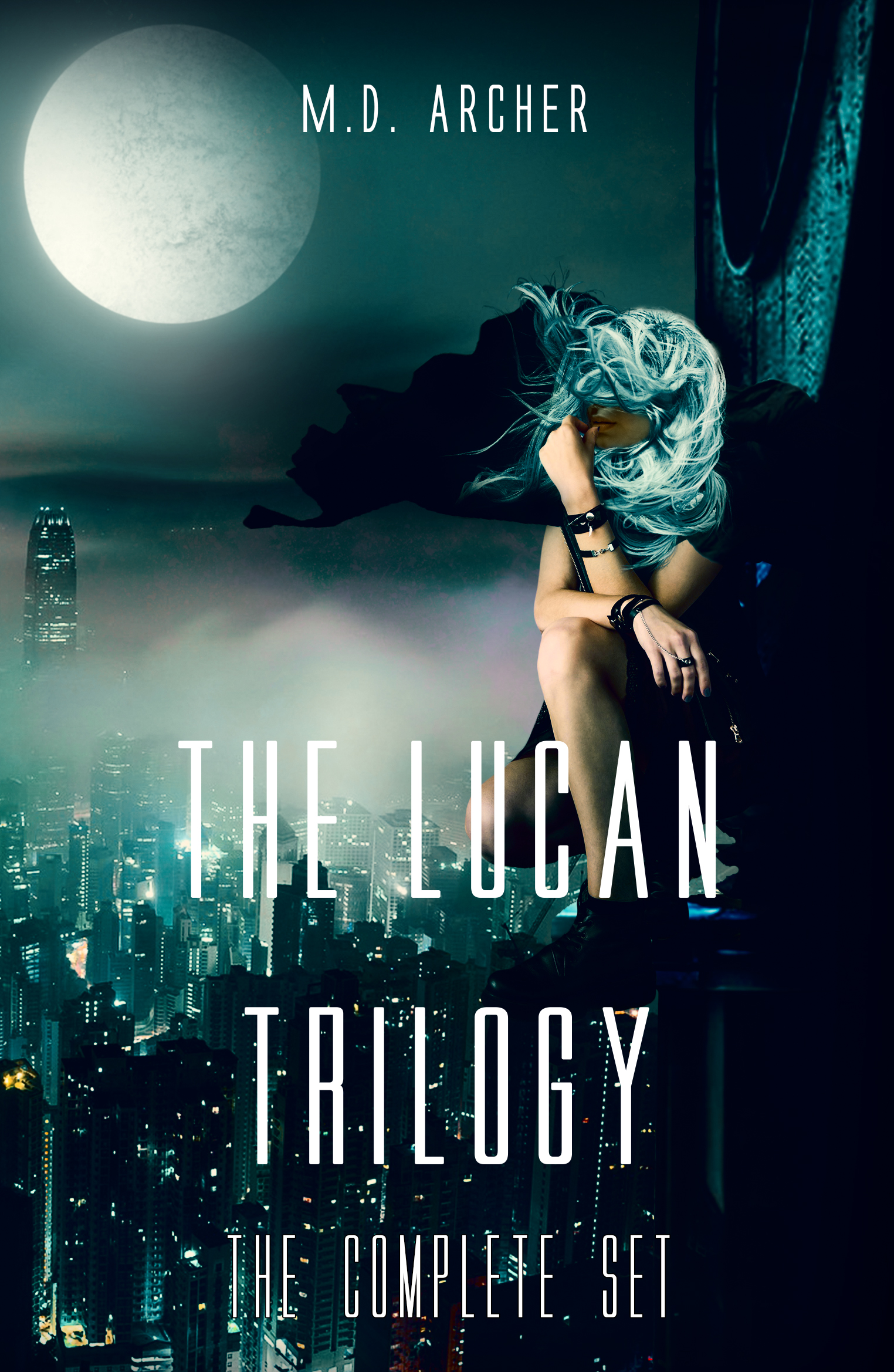 Books in the Iamos Trilogy