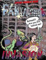 Invasion Fantazine #5 by DD White