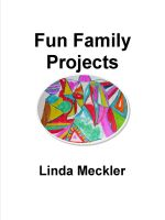 Linda Meckler - Fun Family Projects