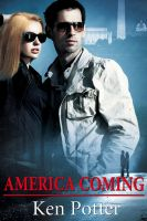 Cover for 'America Coming'