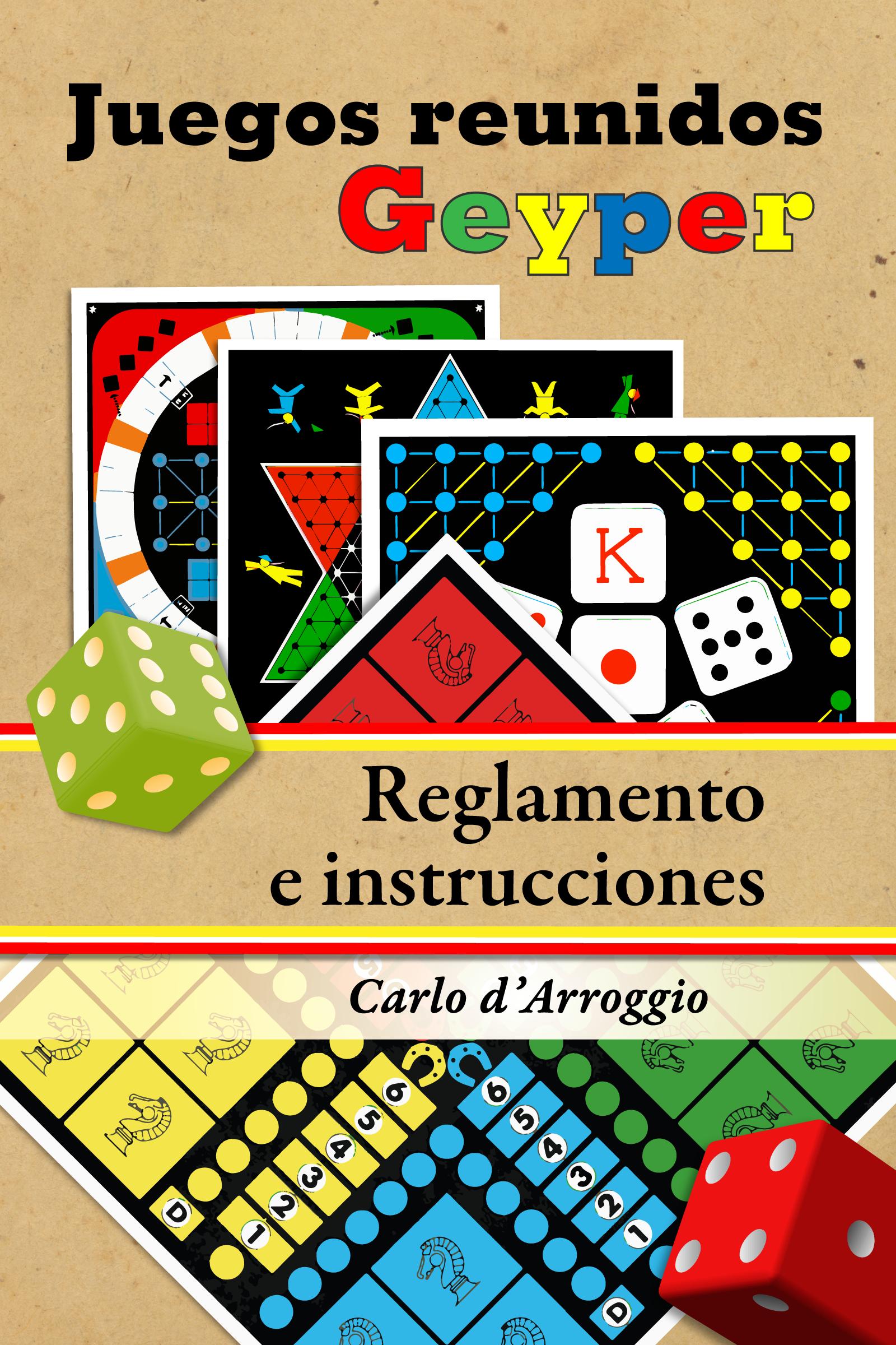Smashwords Los Juegos Reunidos Geyper Reglamento E Instrucciones