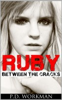Ruby Between the Cracks cover