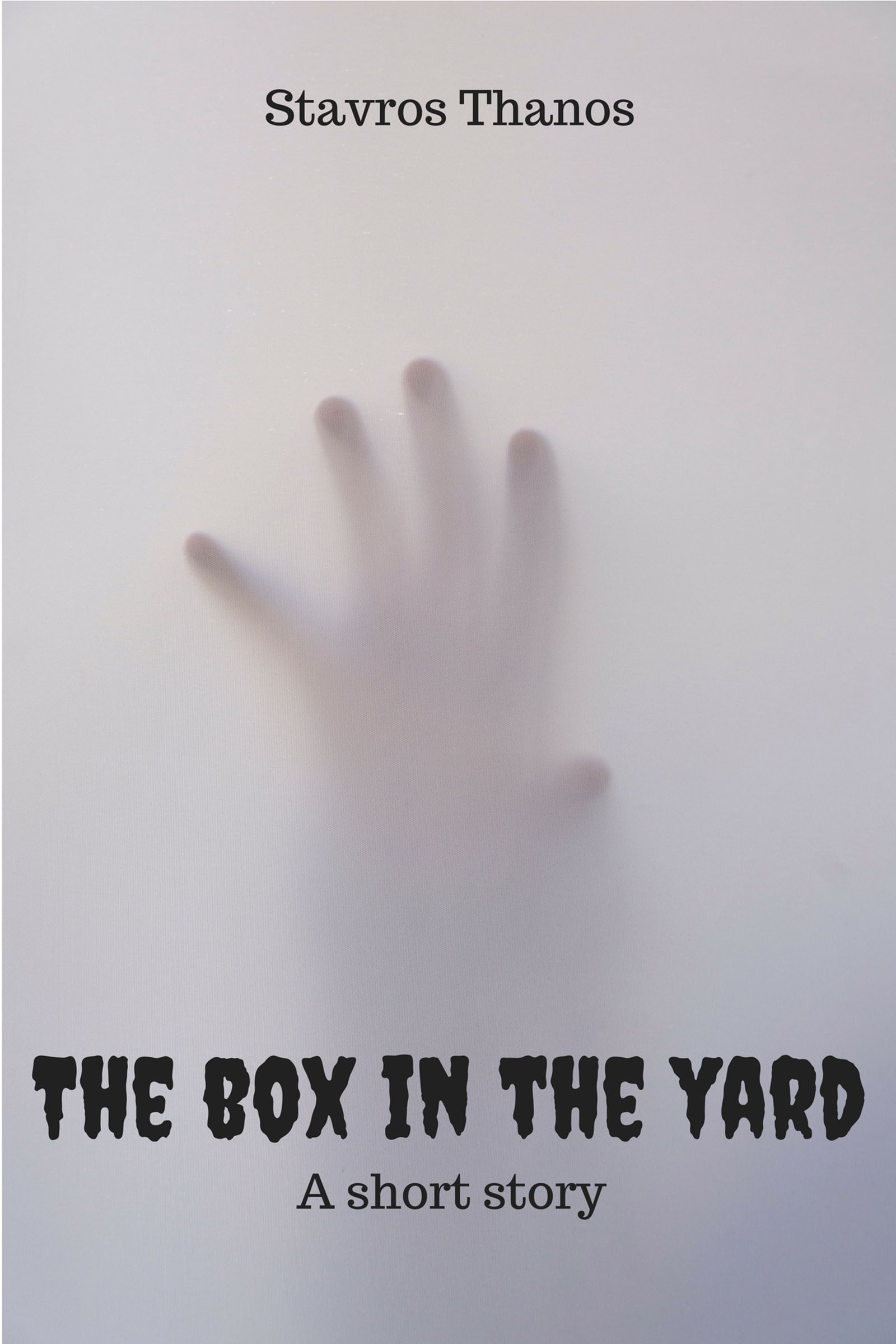 Smashwords – The Box in the Yard – a book by Stavros Thanos