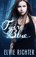 Fyire Blue by Elvie Richter
