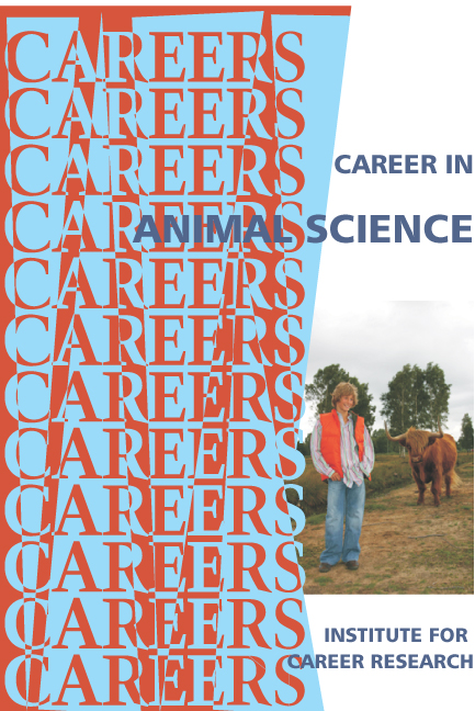 Career in Animal Science, an Ebook by Institute For Career Research