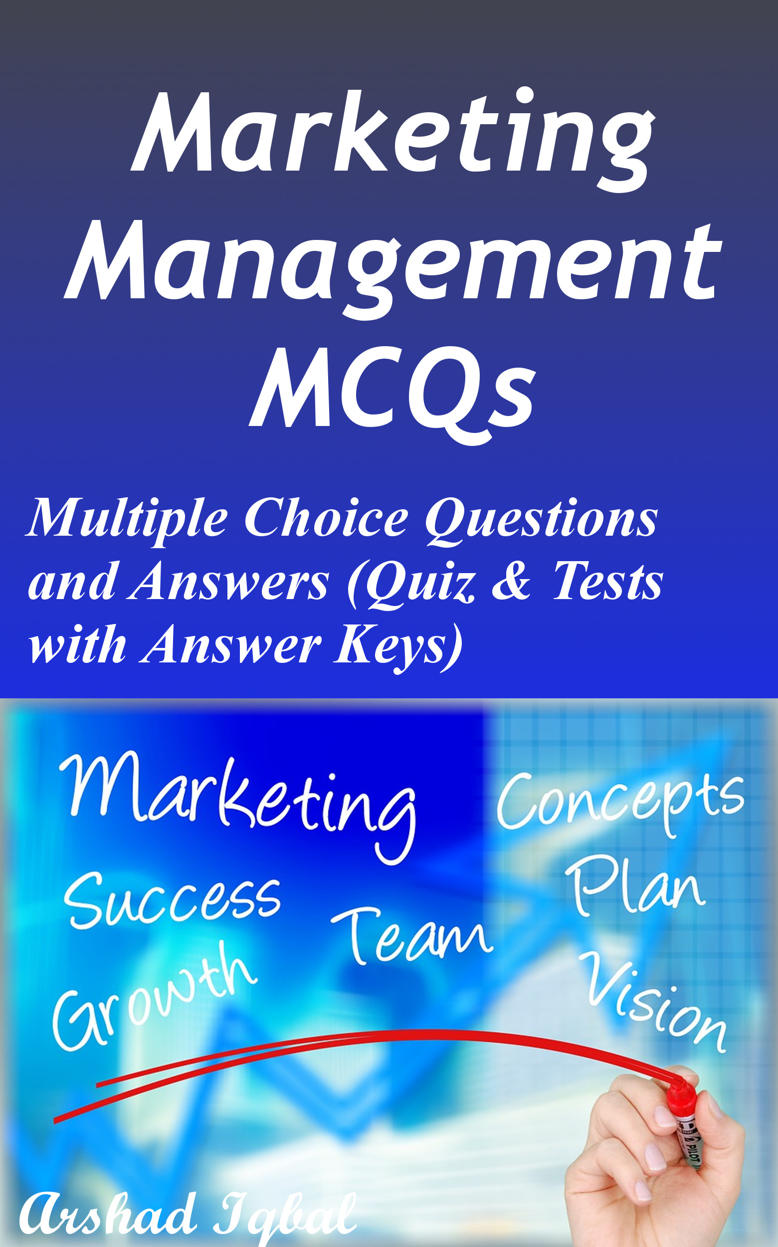 Smashwords - Marketing Management MCQs: Multiple Choice ...