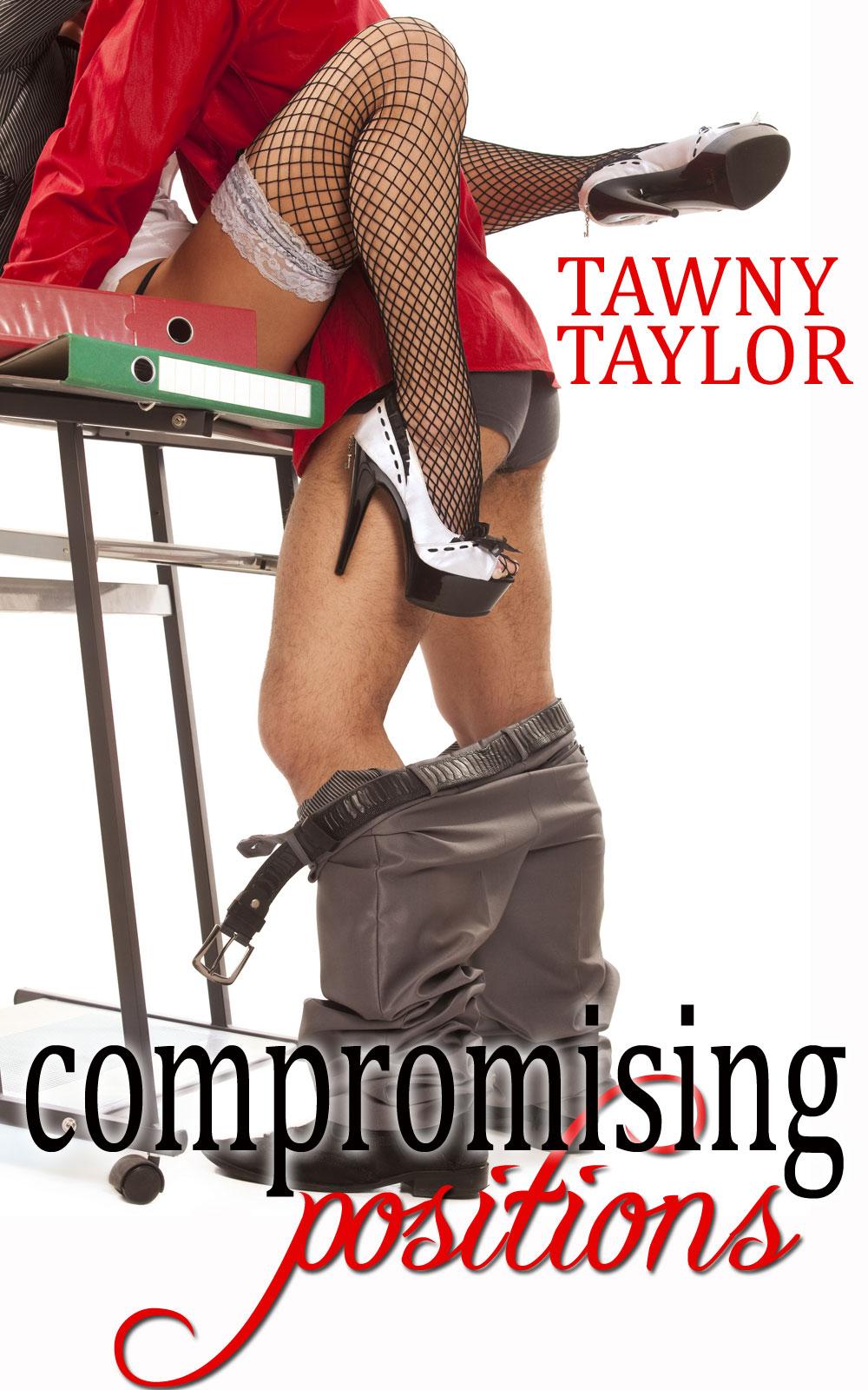 Compromising Positions (Lesbian Erotica)