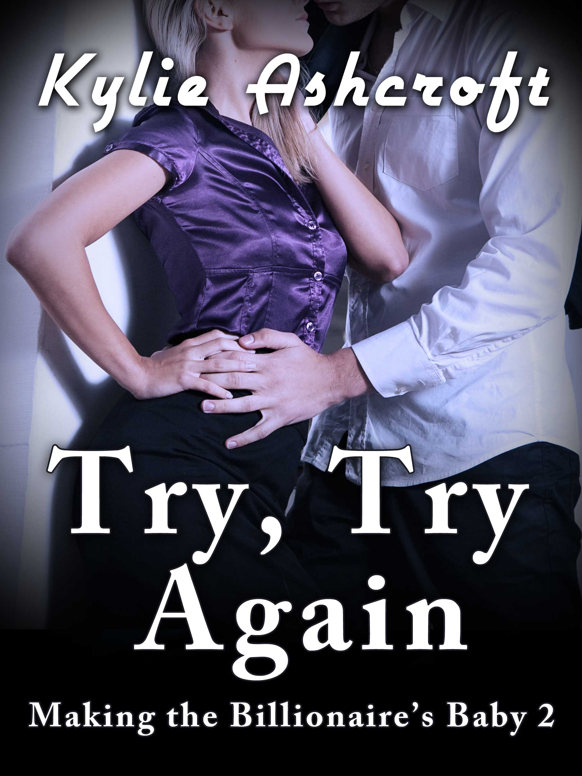 try try again Try try again is not your typical romance but more of the second-chance category so appealing to not always have the young romantics as the hero/heroine.