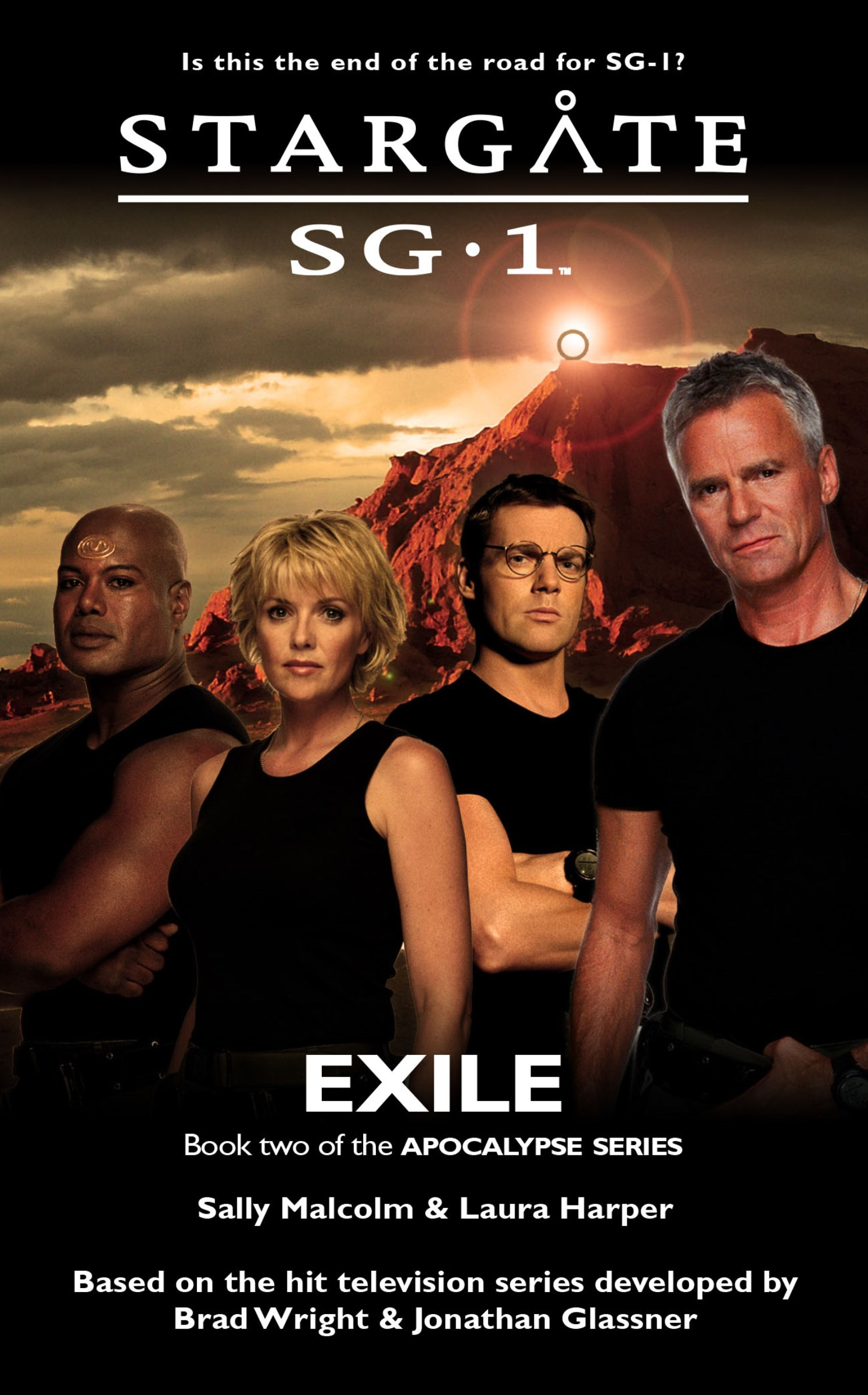 Stargate SG1 - Exile - Book two of the APOCALYPSE SERIES, an Ebook by Sally  Malcolm & Laura Harper