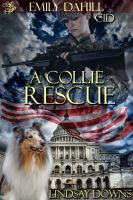 Cover for 'A Collie Rescue'