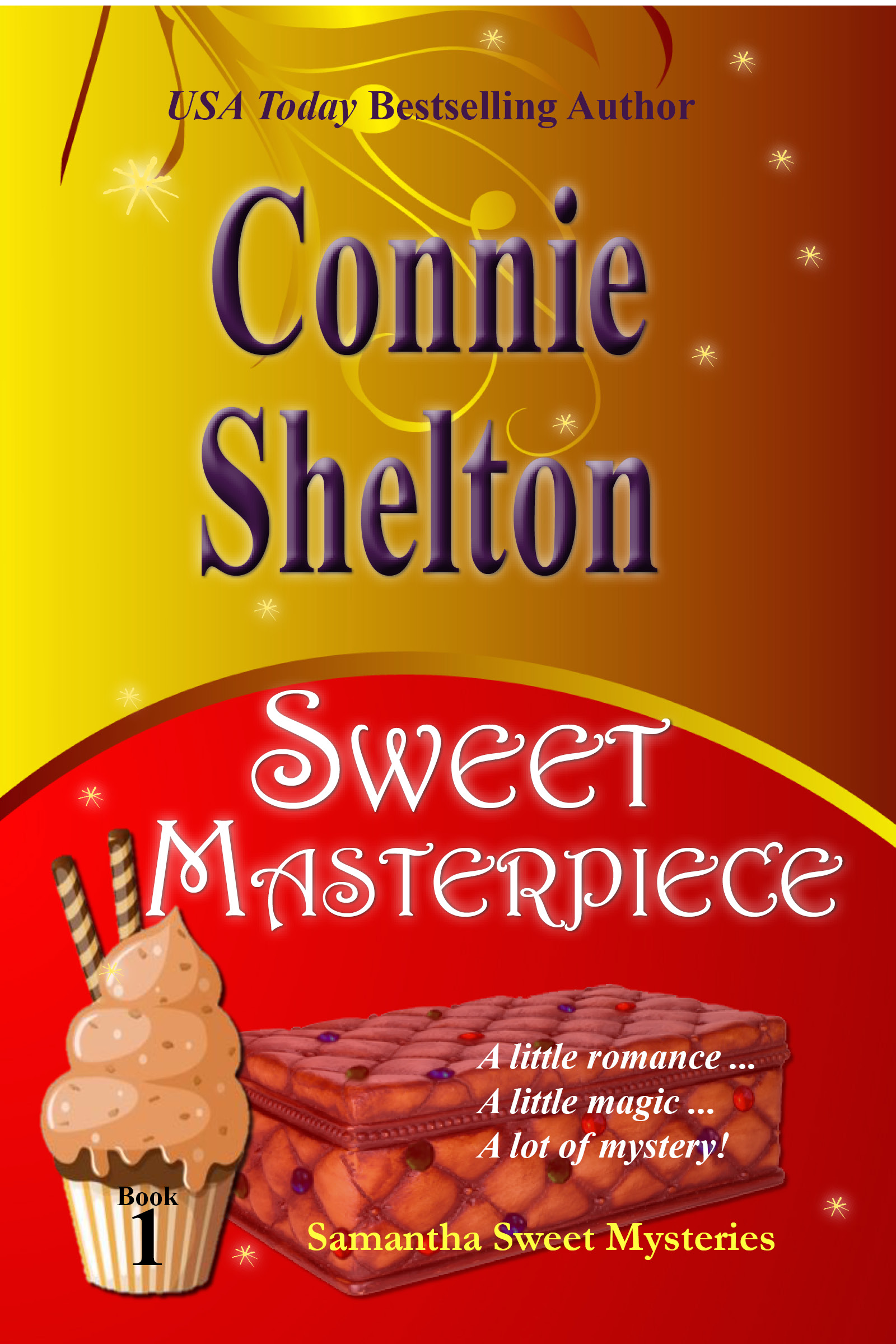 Sweet Masterpiece – The First Sweet's Sweets Bakery Mystery