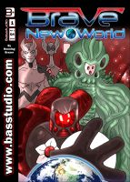 Cover for 'Brave New World - Issue #1'
