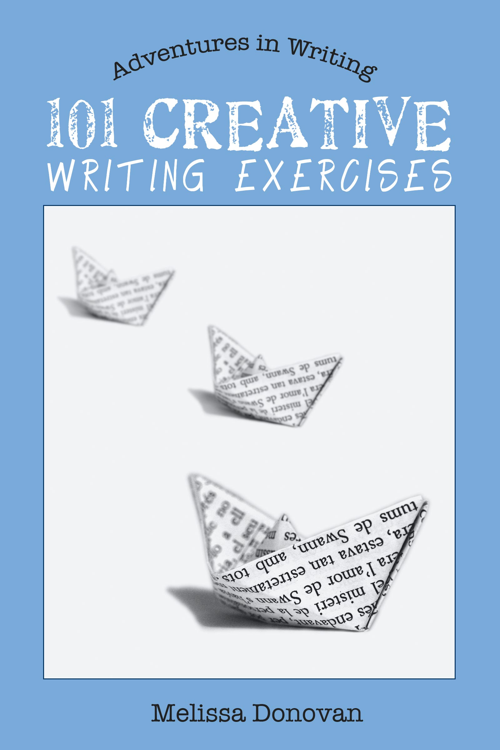 best creative writing exercise books