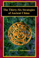 Stefan Verstappen - The Thirty-Six Strategies of Ancient China