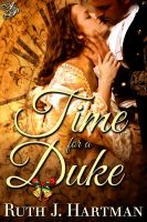 Cover for 'Time for a Duke'