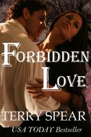 Cover for 'Forbidden Love, A Vampire Romantic Suspense'