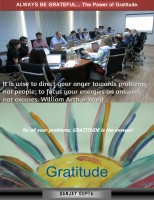 Sanjay Gupta - Always Be Grateful... The Power of Gratitude.