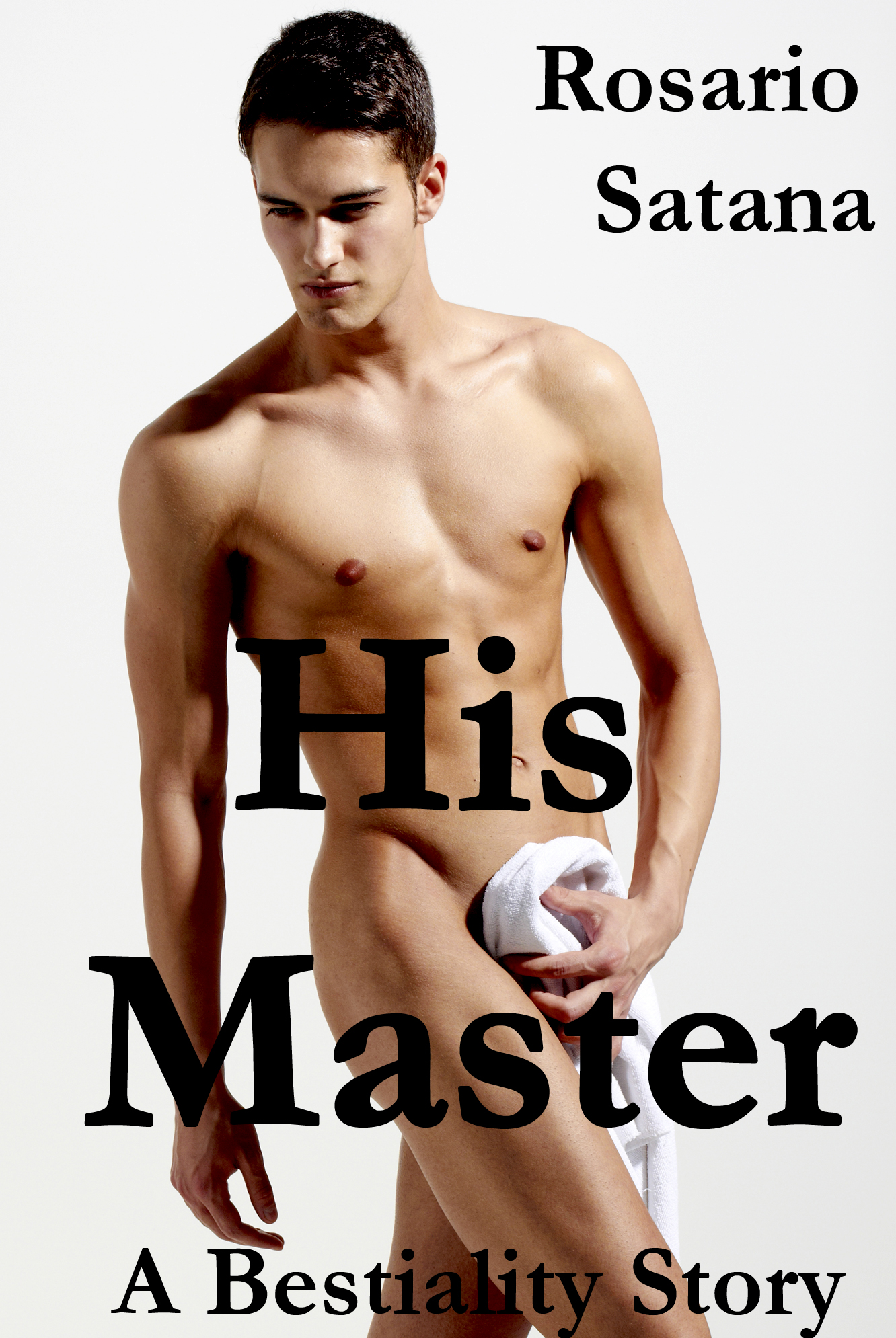 His Master (Submissive Gay Bestiality)