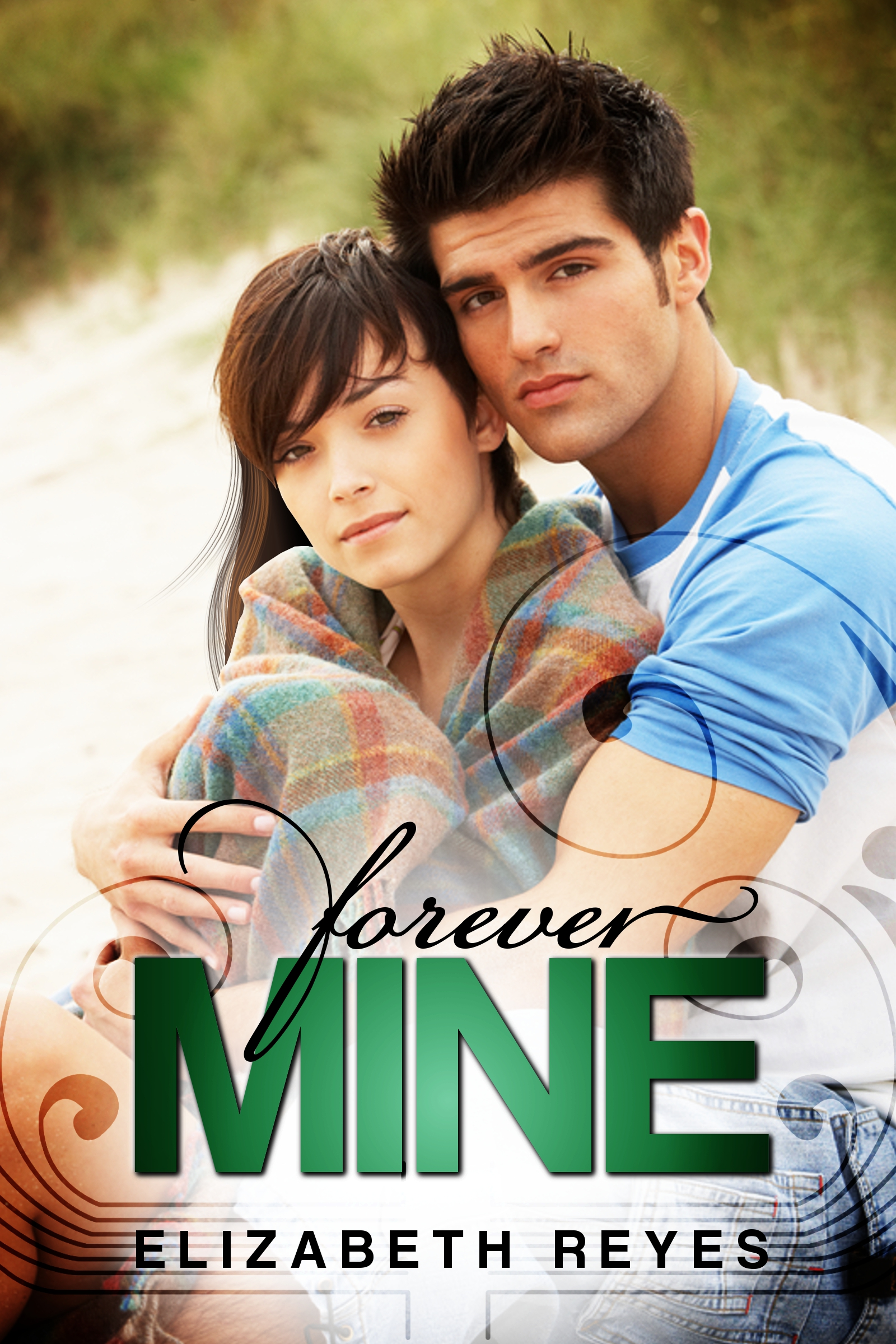 Forever Mine (The Moreno Brothers) (sst-cccxxvii)