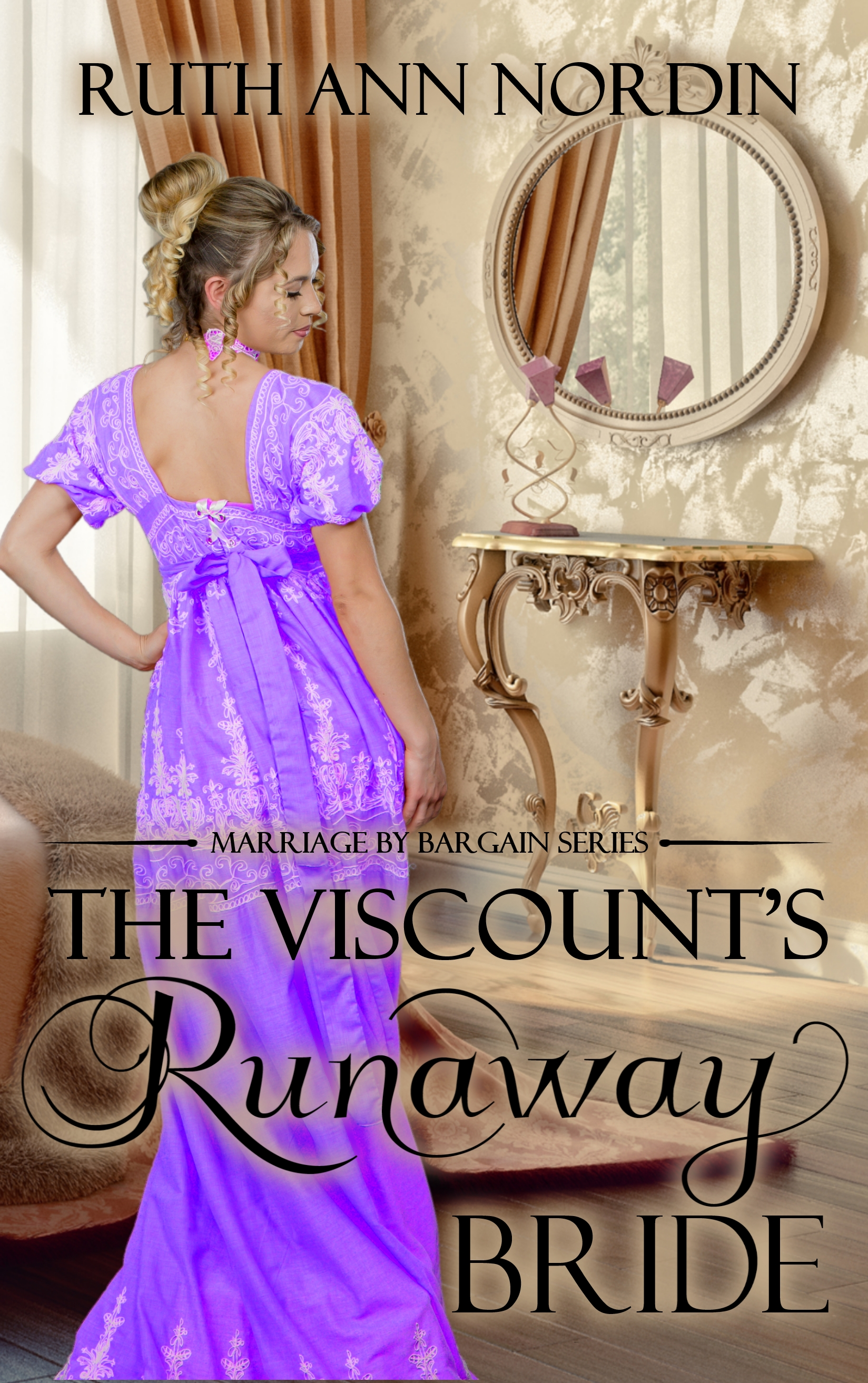 The Viscount's Runaway Bride
