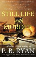 Still Life With Murder cover