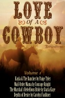 Paige Tyler, Courage Knight, Starla Kaye, & Carolyn Faulkner - Love of a Cowboy 1