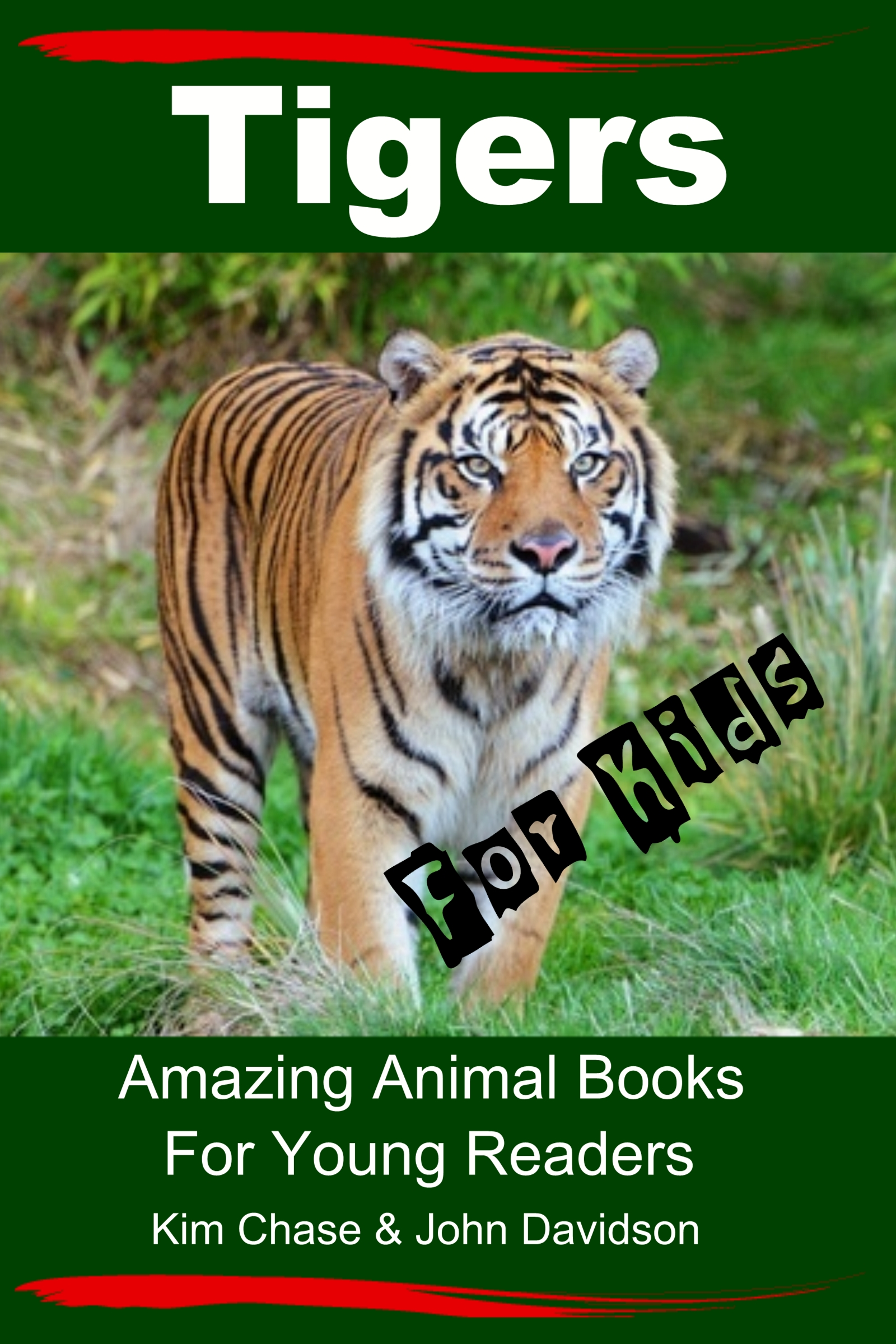 Tigers For Kids – Amazing Animal Books for Young Readers (sst-cccxi)