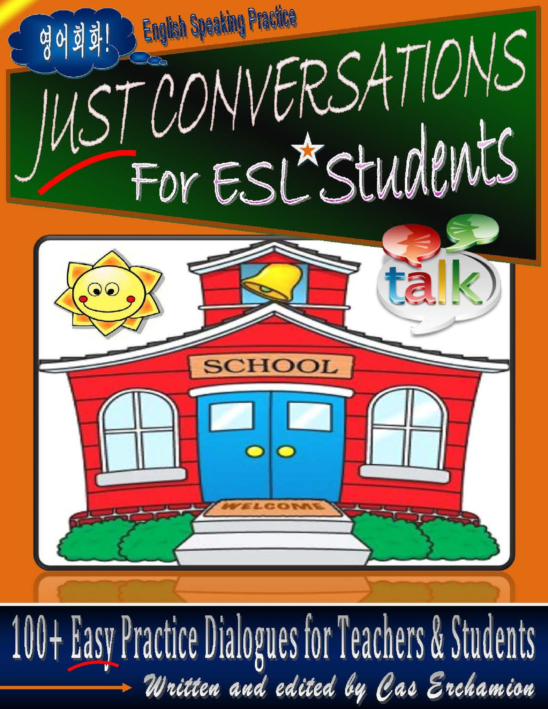 Smashwords – Just Conversations – a book by Cas Erchamion