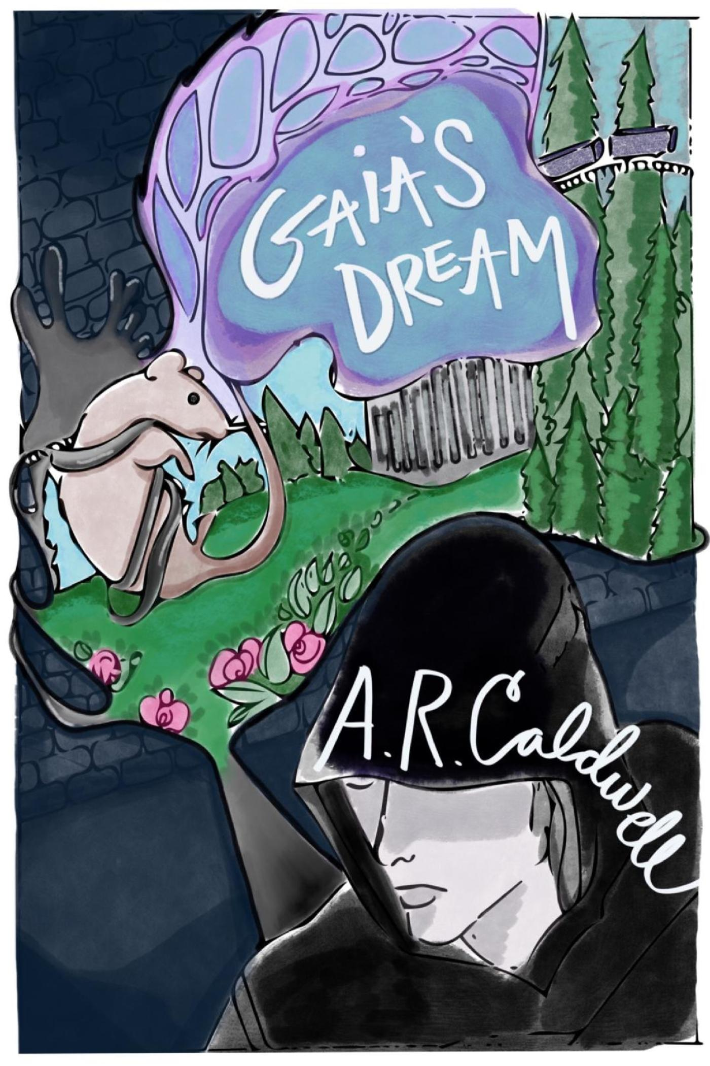 Gaia's Dream – Amazon Page