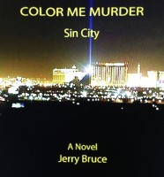 Jerry Bruce - Color Me Murder - Sin City