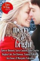 Tammy Falkner, Sarra Cannon, Marquita Valentine, Sawyer Bennett, Ava Stone, Jane Charles, Zoe Dawson, & Regina Cole - Merry & Bright