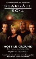Sally Malcolm - Stargate SG-1 Hostile Ground