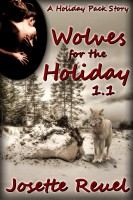 Josette Reuel - Wolves for the Holiday 1.1