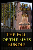 Jenna Powers - The Realms of War: The Fall of the Elves Bundle (Fantasy, Elf, Troll, Orc, Ogre, Werewolf, Monster, Tentacle Erotica Bundle)