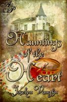 Cover for 'Hauntings of the Heart'