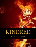 Cover for 'Kindred (Book 1 The Kindred Series)'