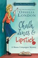 Ophelia London - Chalk Lines & Lipstick