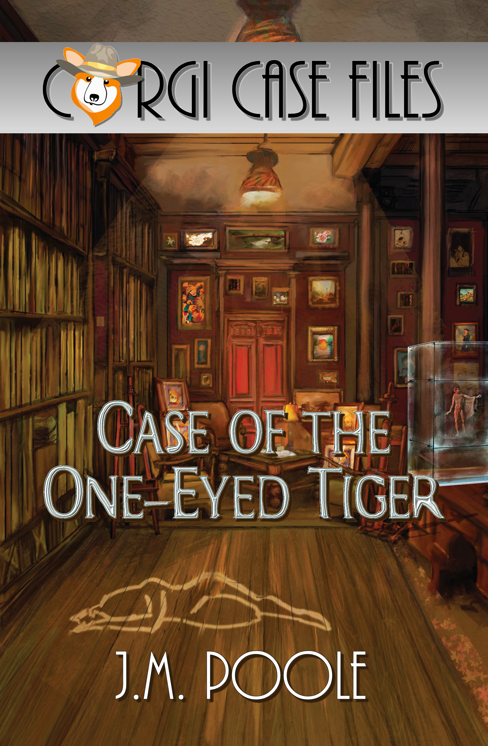 Case of the One-Eyed Tiger  (sst-cdxxxviii)