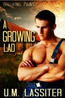 Cover for 'A Growing Lad'