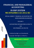Nghi Le - Financial and Managerial Accounting in ERP System Microsoft Dynamics AX 2012 R3