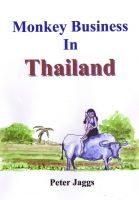 Cover for 'Monkey Business in Thailand'