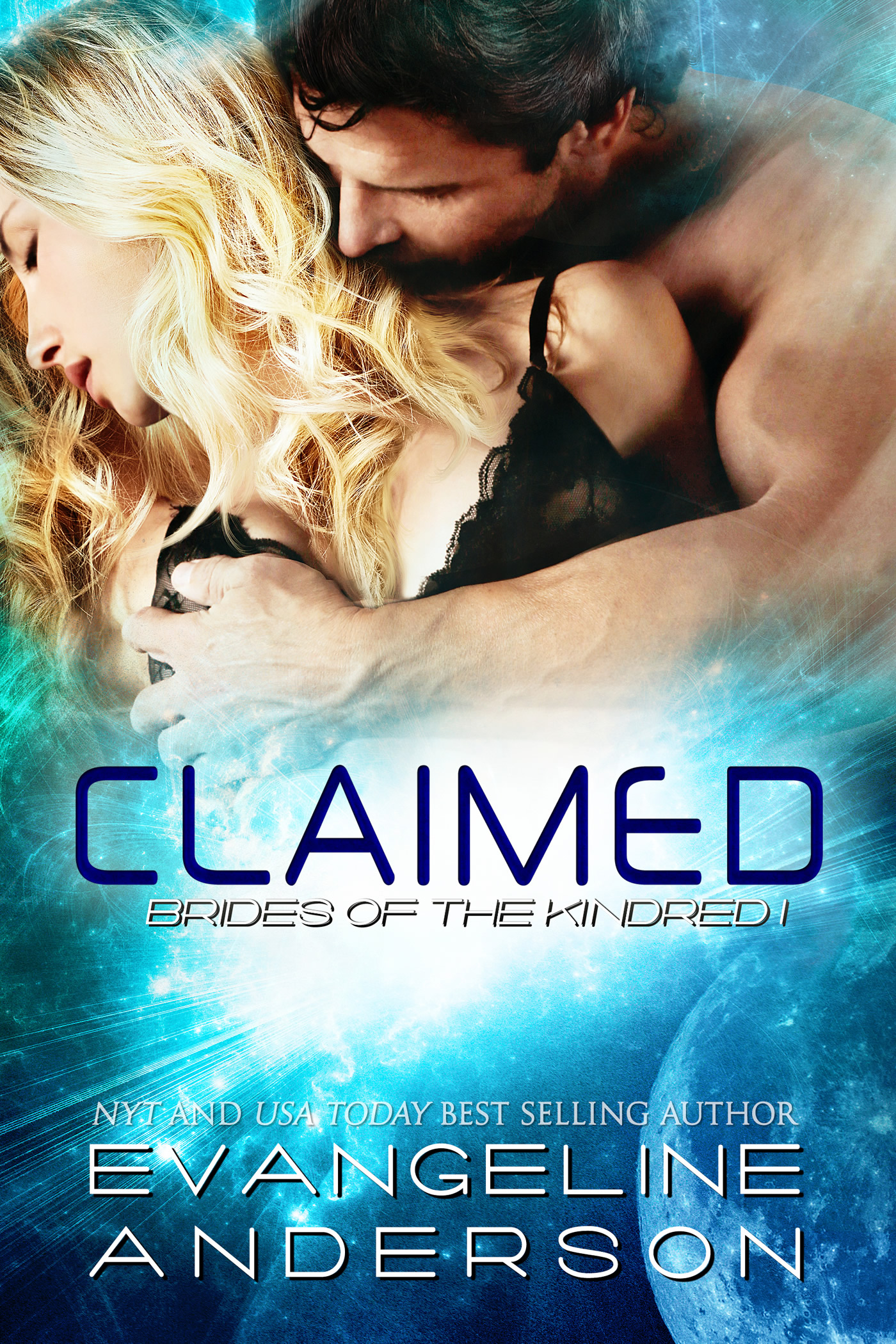 Claimed: The Brides of the Kindred Book 1 (sst-ccxxi)